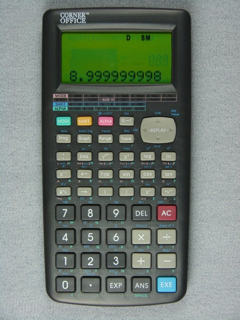 Corner Office Calculator